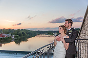 Megan & Tyler's Beautiful Summer Cambridge Mill Wedding