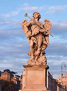 "Potaverunt Me Aceto, ""Angel with the Sponge"" Rome, Italy."