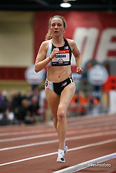2020 USATF Indoor Championship<br /> Albuquerque, NM 2020-02-14<br /> photo credit: © 2020 Kevin Morris<br /> womens 3000m, New Balance