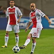 NLD/Amsterdam/20100928 - Champions Leaguewedstrijd Ajax - AC Milan, Demy de Zeeuw
