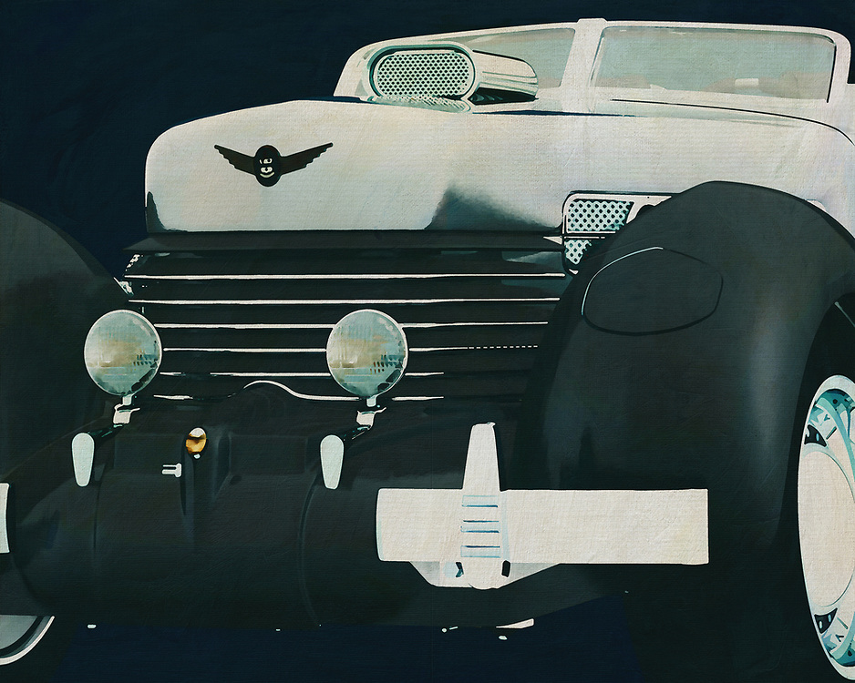 If you want to give your interior an extra stylish detail, this painting of a Cord 812 Concept Roadster is perfect. –<br /> <br /> <br /> BUY THIS PRINT AT<br /> <br /> FINE ART AMERICA<br /> ENGLISH<br /> https://janke.pixels.com/featured/cord-812-concept-roadster-jan-keteleer.html<br /> <br /> WADM / OH MY PRINTS<br /> DUTCH / FRENCH / GERMAN<br /> https://www.werkaandemuur.nl/nl/shopwerk/Cord-812-Concept-Roadster/528841/132