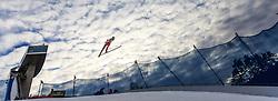 02.01.2016, Bergisel Schanze, Innsbruck, AUT, FIS Weltcup Ski Sprung, Vierschanzentournee, Qualifikation, im Bild Tom Hilde (NOR) // Tom Hilde of Norway during his Qualification Jump for the Four Hills Tournament of FIS Ski Jumping World Cup at the Bergisel Schanze, Innsbruck, Austria on 2016/01/02. EXPA Pictures © 2016, PhotoCredit: EXPA/ JFK