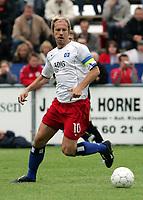 Fotball<br /> Tyskland 2004/05<br /> Treningskamp<br /> FC Köbenhavn v Hamburger SV<br /> 11. juli 2004<br /> Foto: Digitalsport<br /> NORWAY ONLY<br /> Sergej Barbarez, HSV