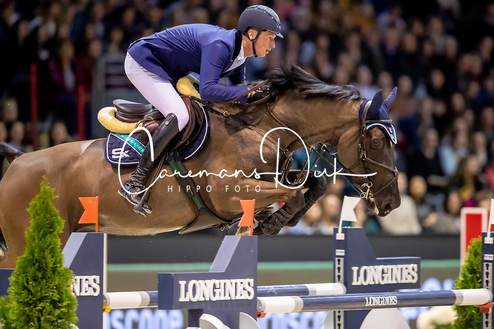 Deusser Daniel, GER, Mr. Jones<br /> Jumping International de Bordeaux 2020