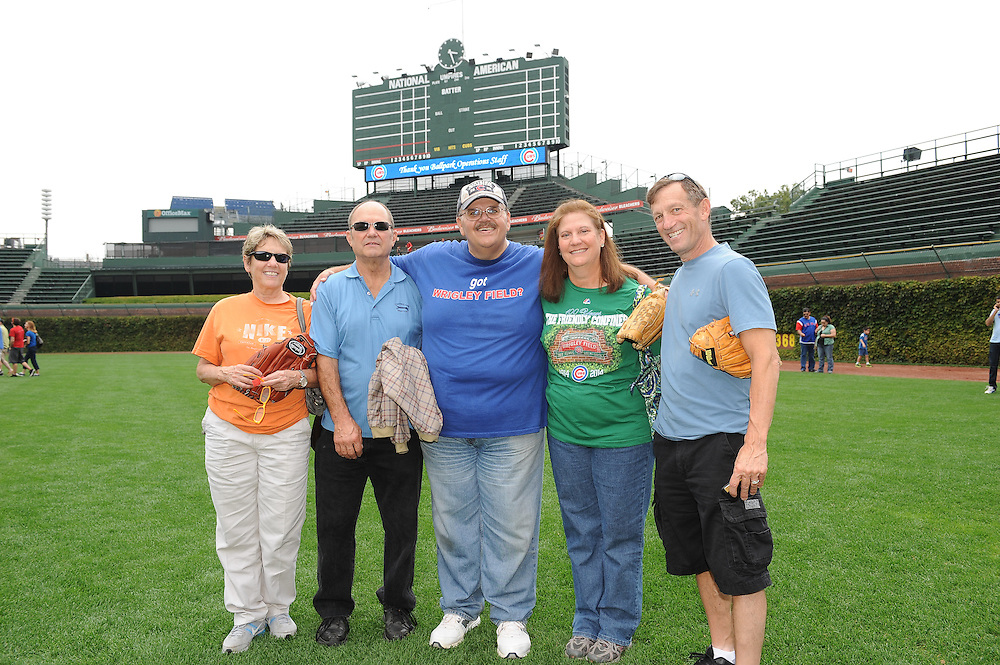 Park Ops Day at Wrigley  Oct 5, 2013