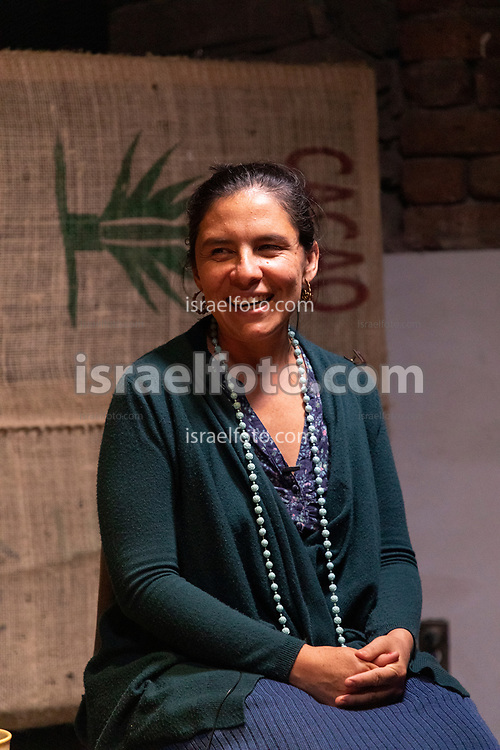 Daniela Rea, periodista.