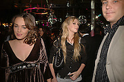 Tamara Ecclestone and Petra Ecclestone , MILLA JOVOVICH, CARMEN HAWK & HARVEY NICHOLS CELEBRATE THE LAUNCH OF JOVOVICH-HAWK. FIFTH FLOOR CAFƒ. HARVEY NICHOLS. london.  27 April 2006. ONE TIME USE ONLY - DO NOT ARCHIVE  © Copyright Photograph by Dafydd Jones 66 Stockwell Park Rd. London SW9 0DA Tel 020 7733 0108 www.dafjones.com