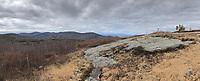 Pine Mountain hike.  ©2020 Karen Bobotas Photographer
