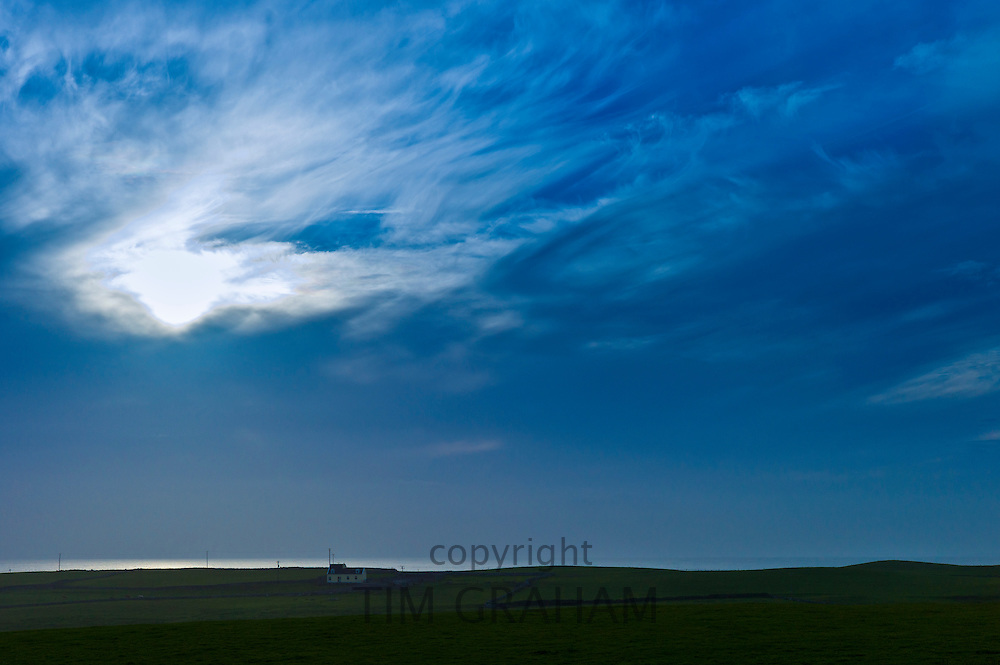 Skyscape, County Clare, West Coast of Ireland