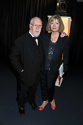 SIR PETER & LADY BLAKE at the GQ Men of the Year 2011 Awards dinner held at The Royal Opera House, Covent Garden, London on 6th September 2011.