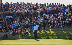 September 29, 2018 - St Quentin En Yvelines, France - Tiger Woods  (Credit Image: © Panoramic via ZUMA Press)