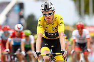 Geraint Thomas (GBR - Team Sky) during the 105th Tour de France 2018, Stage 13, Bourg d'Oisans - Valence (169,5 km) on July 20th, 2018 - Photo Luca Bettini / BettiniPhoto / ProSportsImages / DPPI