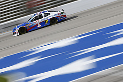 November 3, 2018 - Ft. Worth, Texas, United States of America - Jamie McMurray (1) takes to the track to practice for the AAA Texas 500 at Texas Motor Speedway in Ft. Worth, Texas. (Credit Image: © Justin R. Noe Asp Inc/ASP via ZUMA Wire)