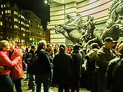 Leicester Sq. London November  1  2017.