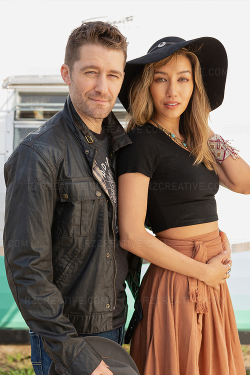 Baby announcement photo for Matthew Morrison and his wife Renee Puente Morrison. Photo © Robert Zaleski / rzcreative.com<br /> —<br /> To license this image contact: robert@rzcreative.com