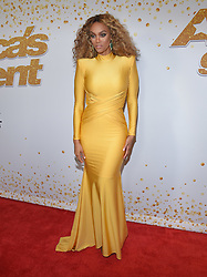 August 14, 2018 - Hollywood, California, U.S. - Tyra Banks arrives for the 'America's Got Talent' Live Show Screening and Red Carpet at the Dolby Theatre. (Credit Image: © Lisa O'Connor via ZUMA Wire)