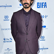 Dev Patel attends the 22nd British Independent Film Awards at Old Billingsgate on December 01, 2019 in London, England.