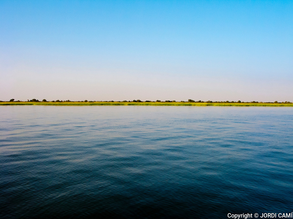 River Niger. Mali.