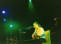 Maria McKee, archive image from grainy film stock