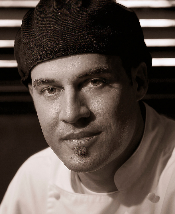 Chef Mike Sabin @ Prime 112
