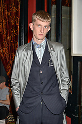 JACK APPLEYARD at the True Religion House Party held at 48 Greek Street, Soho, London on 2nd June 2016.