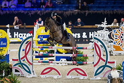 Charlton Carlagh, IRL, Kosmo van Orchid's<br /> Jumping Mechelen 2019<br /> © Hippo Foto - Sharon Vandeput<br /> 28/12/19
