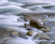Water Over Rocks, Great Smoky Mountains National Park, Tennessee