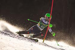 Nika Murovec (SLO) during the Ladies' Slalom at 56th Golden Fox event at Audi FIS Ski World Cup 2019/20, on February 16, 2020 in Podkoren, Kranjska Gora, Slovenia. Photo by Matic Ritonja / Sportida