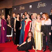 NLD/Haarlem/20140324 - Filmpremiere Kenau, cast n crew