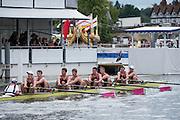 Henley Royal Regatta, Henley on Thames, Oxfordshire, 3-7 July 2013.  Wednesday  14:46:53   03/07/2013  [Mandatory Credit/Intersport Images]<br /> <br /> Rowing, Henley Reach, Henley Royal Regatta.<br /> <br /> The Princess Elizabeth Challenge Cup<br /> Abingdon School