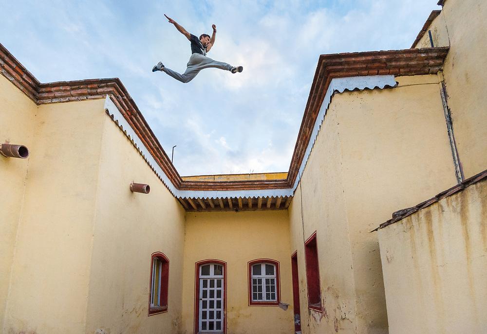 Chase Armitage at the Hacienda San Antonio Ometusco. Client: Altius