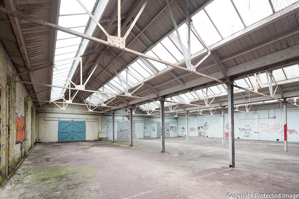 Building 90 Main Stores. RAF Bicester
