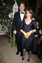 The HON.HARRY & MRS HERBERT at the Royal Academy of Art's Summer Ball held at Burlington House, Piccadilly, London on 16th June 2008.<br /><br />NON EXCLUSIVE - WORLD RIGHTS