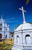 Our Lady of Life Church (Catholic), Kochi (Cochin), Kerala, India