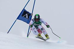 21.01.2011, Hahnenkamm, Kitzbuehel, AUT, FIS World Cup Ski Alpin, Men, Super G, im Bild Stephan Goergl (AUT) takes to the air competing in the 2011 Hahnenkamm Super Giant Slalom race (Super G)part of  Audi FIS World Cup races in Kitzbuhel Austria. EXPA Pictures © 2011, PhotoCredit: EXPA/ M. Gunn
