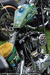 Twin Club's annual Custom Bike Show in Norrtälje, Sweden. Saturday, June 1, 2019. Photography ©2019 Michael Lichter.