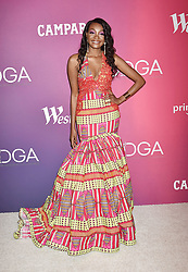 21st CDGA (Costume Designers Guild Awards) at The Beverly Hilton Hotel on February 19, 2019 in Beverly Hills, California. 19 Feb 2019 Pictured: Sheila Boateng. Photo credit: TM/ROT/Capital Pictures / MEGA TheMegaAgency.com +1 888 505 6342