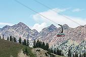 Snowbird Big Mountain Trail