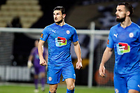 Ash Palmer. Notts County FC 1-0 Stockport County FC. Vanarama National League. 15.12.20
