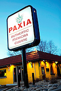 SHOT 1/31/12 6:24:42 PM - Paxia upscale Mexican restaurant in the Sunnyside neighborhood of Denver, Co..(Photo by Marc Piscotty / © 2012)