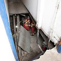 Atholl St Floor Collapse