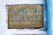 domaine paul jaboulet hermitage rhone france