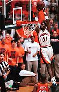 UVa basketball for the Virginia Cavaliers at the University of Virginia in Charlottesville, VA. Photo/Andrew Shurtleff