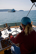 Sailing, Boating San Juan Islands, Washington State