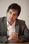 Belo Horizonte_MG, Brasil...Retrato de um dos socios da empresa Locamerica, de locacao de frotas, Luiz Memoria...Portrait of a partner at the company Locamerica, rental fleets, Luiz Memoria...Foto: JOAO MARCOS ROSA / NITRO.