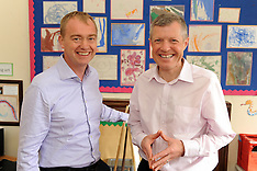 Willie Rennie and Tim Farron | Cowdenbeath | 29 April 2016