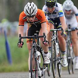 Boels Rental Ladiestour 2013 Zaltbommel-Veen Nina Kessler