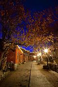 Reeders Alley, Helena.