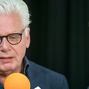 NLD/Amsterdam/20180907 - Start Stoptober 2018, Jan Slagter in gesprek met Froukje de Both