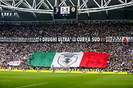 Juventus fans celebrate winning the 2018 Serie A title after the Italian championship Serie A football match between Juventus and Hellas Verona on May 19, 2018 at Allianz stadium in Turin, Italy - Photo Morgese - Rossini / ProSportsImages / DPPI